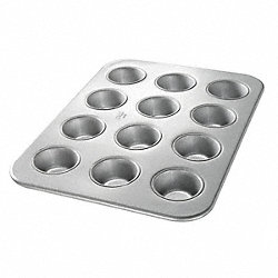 Cupcake/Muffin Pan, 12 Moulds