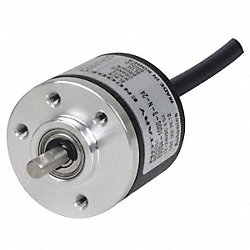 Encoder, Shaft, NPN Open, Dia 4mm, 360 PPR