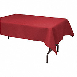 Tablecloth, 52x70, Red