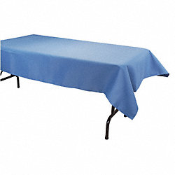 Tablecloth, 52x96, Wedgewood Blue