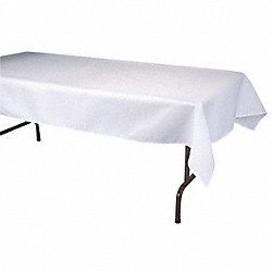 Tablecloth, 52x96, White