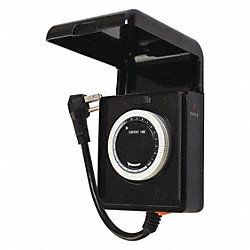 Timer, Outdoor Landscape, 120V, 2 Outlet