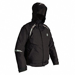 Catalyst Float Coat, Black, L