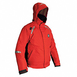 Catalyst Float Coat, Red, XL