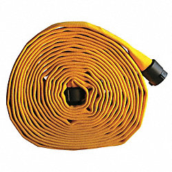 Attack Line Fire Hose, 100 ft. L, 400 psi