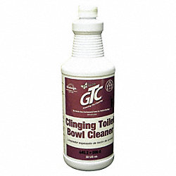 Toilet Bowl Cleaner, 32 oz., PK 12