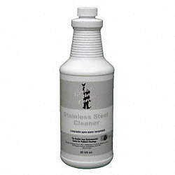 Cleaner, Size 1 qt., Bottle, PK 6