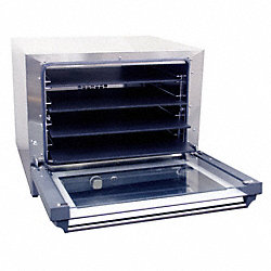 Pizza Convection Oven, 4 Shelves, Half Sz