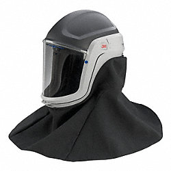 Versaflo(TM) Helmet Asssembly, 6 Point