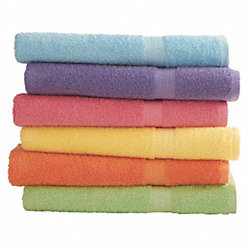 Pool Towel, Violet, 30x54, PK12