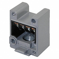 Limit Switch Receptacle, 1NO/1NC