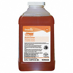 General Purpose Cleaners, Orange, PK 2