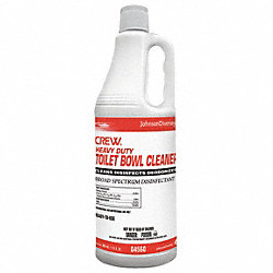 Toilet Bowl Cleaner, 32 oz., Mint, Blue
