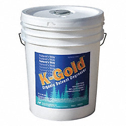 Cleaner Degreaser, Size 5 gal., Odorless