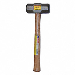 Drilling Hammer, 4 lbs., 10 In L