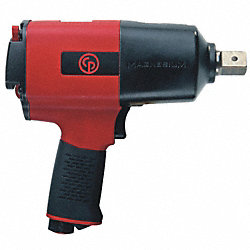 Air Impact Wrench, 3/4 In. Dr., 6500 rpm
