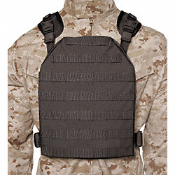 Plate Carrier Harness, Black, L/XL