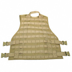 Commando Recon Plate Carrier, Coyote Tan,