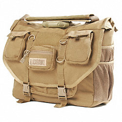 Tactical Briefcase, Coyote Tan, Nylon
