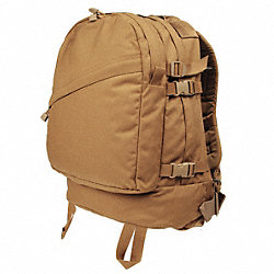 Three Day Assault Back Pack, Coyote Tan
