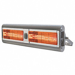 Electric Infrared Heater, 13, 648 BtuH