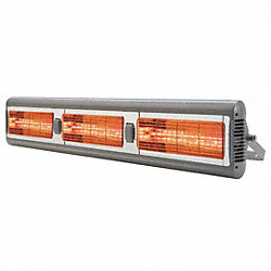Electric Infrared Heater, 20, 472 BtuH
