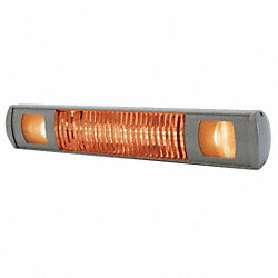Electric Infrared Heater/Light, 5120 BtuH
