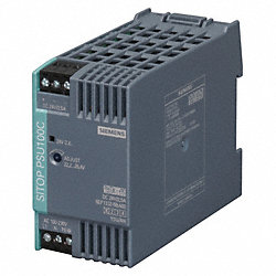 Power Supply, 24VDC, Amps 2.5