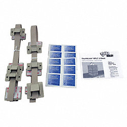 HPLC 5-Stack Fastener Kit, Gray