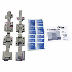 HPLC 7-Stack Fastener Kit, Gray