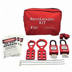 Portable LockoutKit, Filled, Electrical, 11