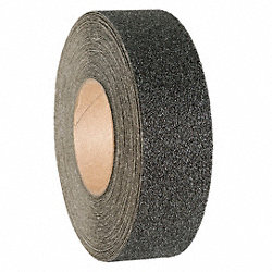 Antislip Tape, Black, 2 In x 60 ft.