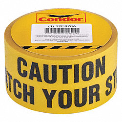 Antislip Tape, Hi-Vis Ylw, 3 In x 54 ft.