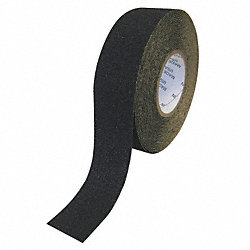 Antislip Tape, Black, 2 In x 30 ft.