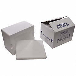 Insulated Shipping Kit, 13 In. L, 13 In. W