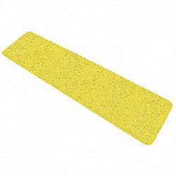 Antislip Tape, Yellow, 6 In x 2 ft., PK10