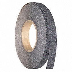 Antislip Tape, Flat Black, 1 In x 60 ft.