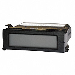 Digital Panel Meter, AC Voltage, 0-250 VAC