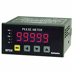 Tach / Speed / Pulse Meters 1/8 Din