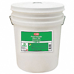 Food Grade Gear Oil SAE 90, 5 Gal