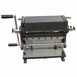 Combination Shear, Brake And Roll, 12 In