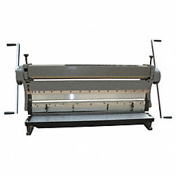 Combination Shear, Brake And Roll, 52 In