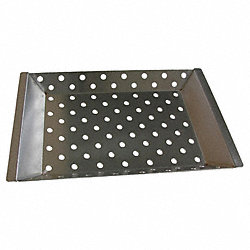 Coat Tray, Stainless Steel