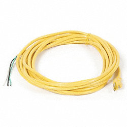 Power Cord, 25 ft, Use w/4VDU7