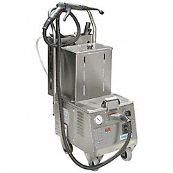 Commercial Steam Cleaner, 208V, Portable