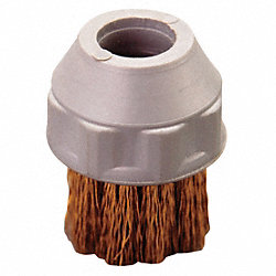 Small Bronze Detail Brush, PK4