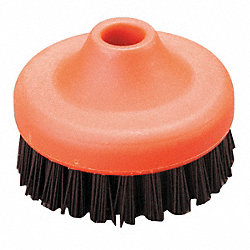 Large Circular Nylon Brush