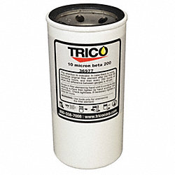 Oil Filter for Hand Held Cart, 10 Microns