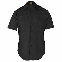 Tactical Shirt, Black, Size XL Reg