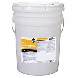 Cleaner Degreaser, Citrus, Size 5 gal.